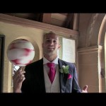 Amazing Groom's Football Skills