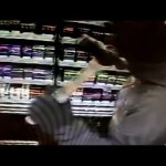 Armed Robber Attacks Shopkeeper With Hammer Caught On CCTV