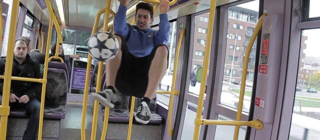 Belfast Freestyle Football Skills