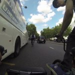 Cyclist Road Rage London