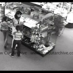 Female Customer Steals Toy
