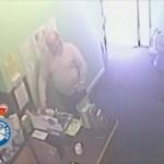 Man steals charity box