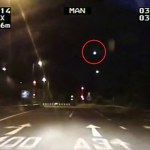 Meteorite caught on police dash cam