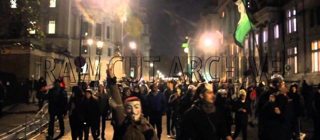Million Mask March /15M-PD101-001