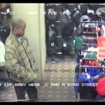 Shoplifter arrested C&A