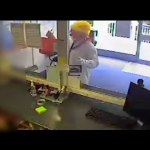 Thief dressed as clown robs store