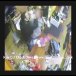 #1 YOUNG SHOPKEEPERS FIGHT OFF HOODED ROBBER