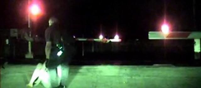 Brave Cop Pulls Suicidal Woman Off Train Track