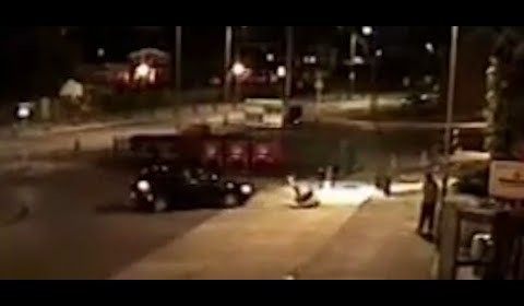 CAUGHT ON CCTV: Hit & Run of Pedestrian /15B-PD2-009 *