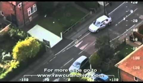 Dangerous driver runs