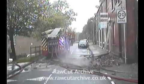 EPIC Firefighter near miss