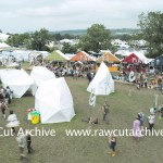 Glastonbury Farmers Market Time Lapse