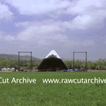 Glastonbury Pyramid Stage Midshot Time Lapse