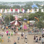 Glastonbury Rooftop Time Lapse