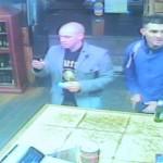 London Wine Shop Robbery Caught on CCTV /15C-PD2-007