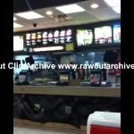 McDonalds FIGHT!