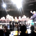 Mini-Riot at Boxing Match /15M-PD101-015