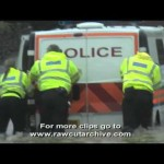 Police Van Flood Fail