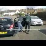 Scotland Road Rage