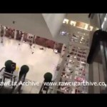 Selfridges 'Smash And Grab' Caught on Camera