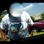SHOCKING Crazy lady – Road Rage To The MAX