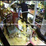 SHOCKING Shopkeeper Fights Off Robber! Caught on CCTV