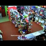 Shopkeeper at Sex Shop Foils Robbery