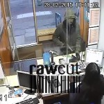 Cashier refuses to let gunman walk away with any money /15C-PD101-019