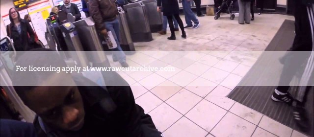 Drunk and disorderely at Leyton Tube Station /15F-PD101-022