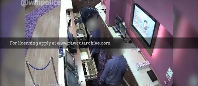 Bingo Hall Robbery /15C-PD101-024
