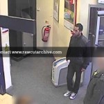 Relaxed man robs bank /15C-PD101-032