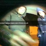 Scammers were filmed at a cash point in Coventry /15C-PD101-048