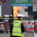Underground fire in London /15G-PD101-030