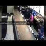 Yob hurls stools at staff in Sheffield /15C-PD101-045