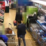 CCTV – Cruel couple steals wallet from 78-year-old pensioner
