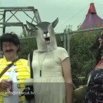 Naughty and (almost) Nude! Glastonbury Gone Wild! (2013)