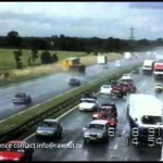 M6 Motorway Crash