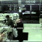 FAIL! Robber Loses Gun On Counter