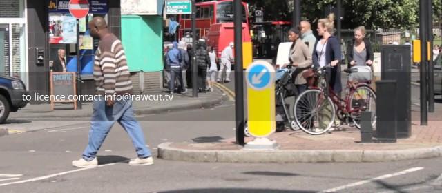 London GV – Police Car