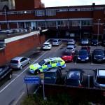 Drone GV – Boston Police Station UK