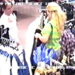 CCTV – C&A Shoplifter in eye-catching bright shirt