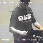 CCTV – C&A Shoplifter in T-shirt