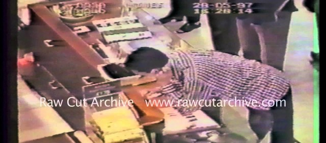 CCTV – The Sick Thief